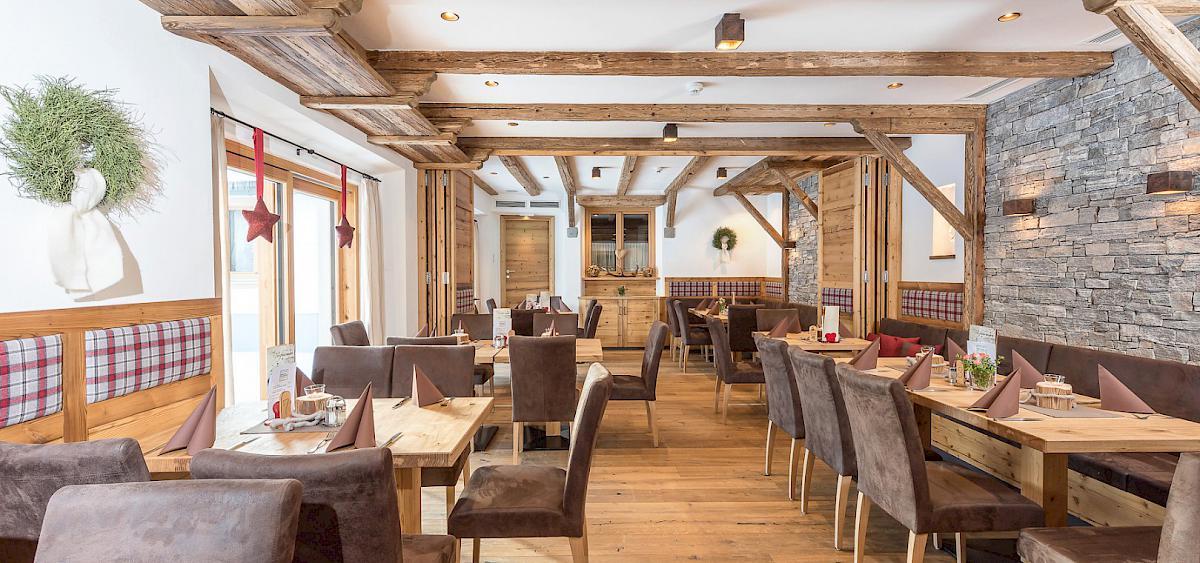 Restaurant Und Pension Dorfalm Leogang